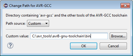 Browse Patch for AVR-GCC