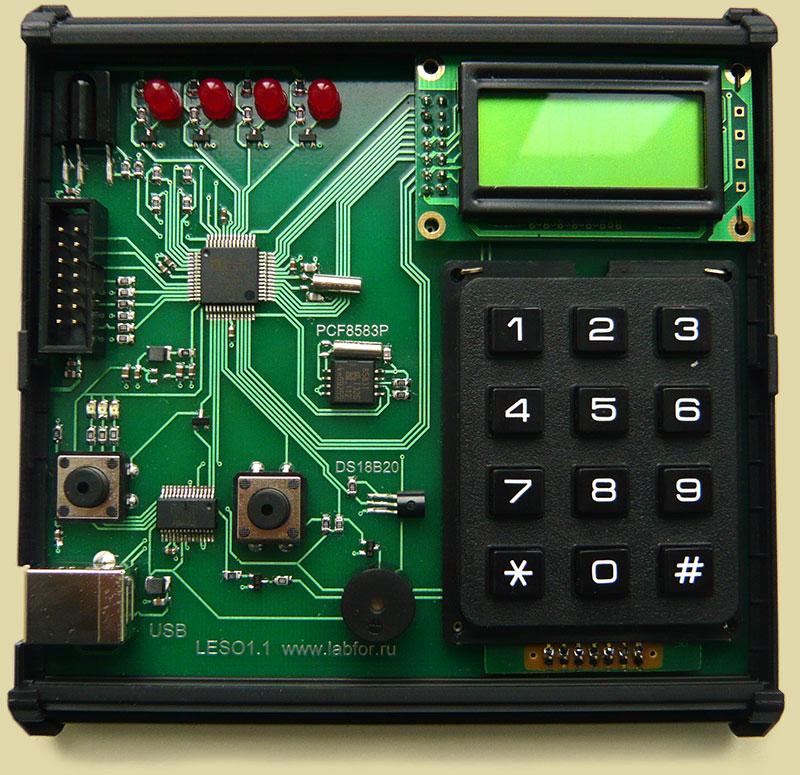 микроконтроллеров